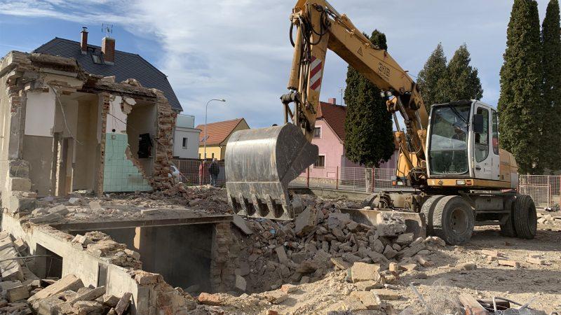 Demolice Praha Odpady Jančeček
