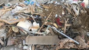 Stavební odpad. Odpady Janeček Praha