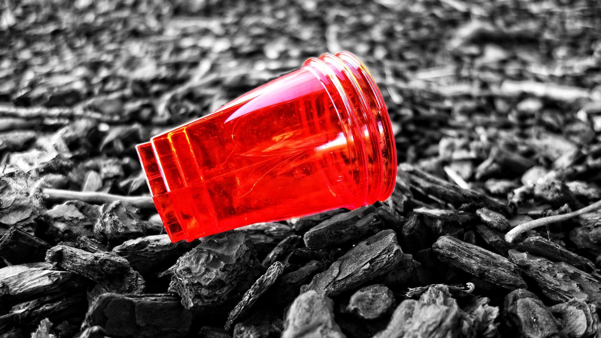 mikroplasty, Odpady Janeček